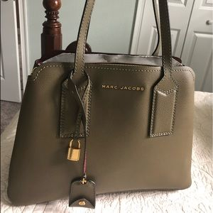 New Marc Jacobs leather tote bag